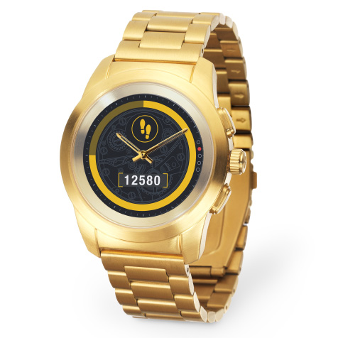 ZeTime Elite regular bracelet métal or MyKronoz