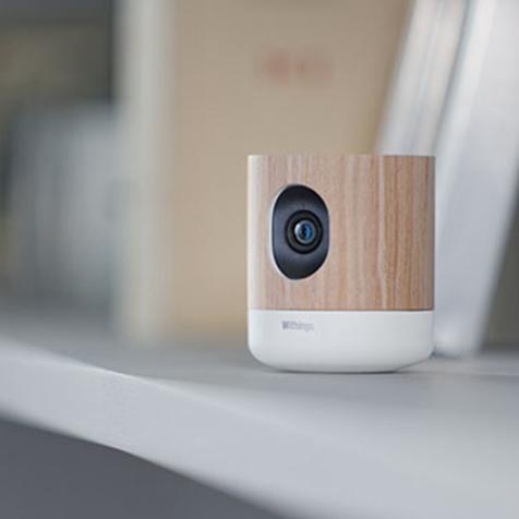 Système de surveillance Withings Home