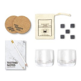 Kit Whisky Lovers Men's Society