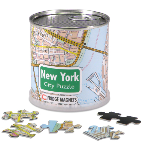 Puzzle magnétique New-York Craenen