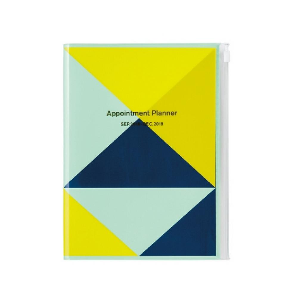 Agenda 2018-2019 Geometric A5 vert Mark's