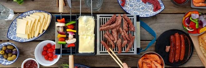 Accessoires premium pour barbecue cookut