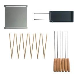 Kit d'accessoires Premium pour le barbecue YAKI by Cookut