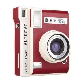 Instant camera Lomography Lomo'Instant Automat - Édition Rouge South Beach