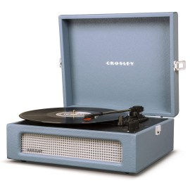 Platine vinyle Crosley Voyager – Coloris Bleu