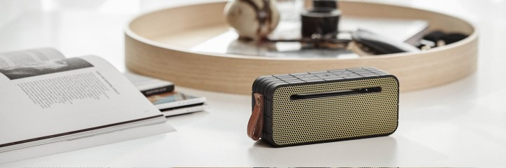la collection kreafunk amove black enceinte bluetooth
