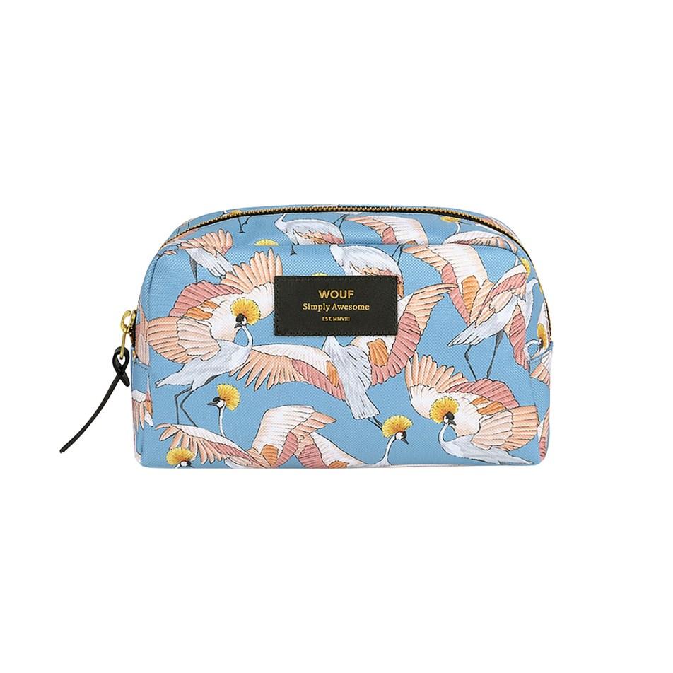 Grande Trousse de Voyage WOUF – Imperial Heron