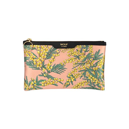 Pochette Mimosa Clutch Bag by Wouf