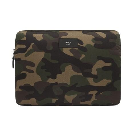 Housse WOUF pour ordinateur portable 13″ – Camouflage