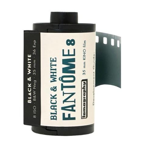 Pellicule 35mm LomoChrome FANTOME KINO ISO 8