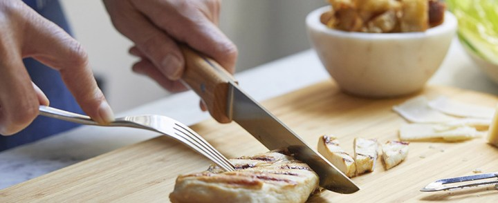 La Collection Set de 3 couteaux de cuisine Parallèle de Opinel