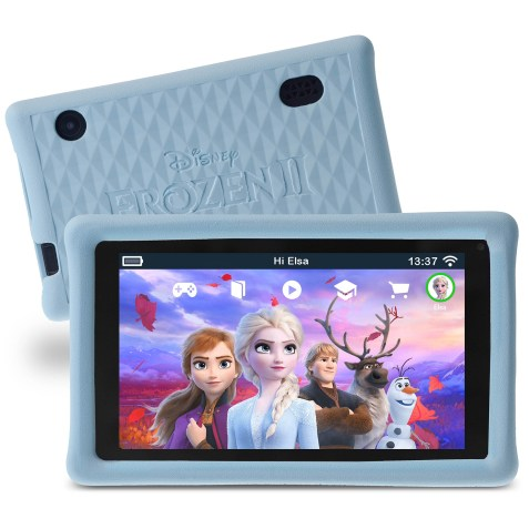Tablette Multimédia pour enfants Pebble gear Licence officielle Disney La Reine des Neiges