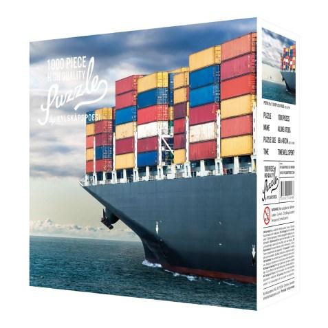 Puzzle 1000 pièces – Le Grand Large