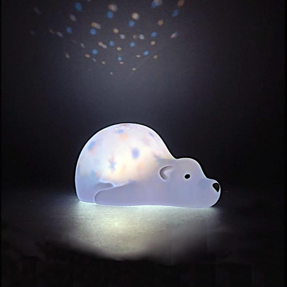 Projecteur d'étoiles Bjorn le petit ours