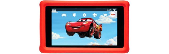 tablette interactive enfants licence officielle Disney Cars