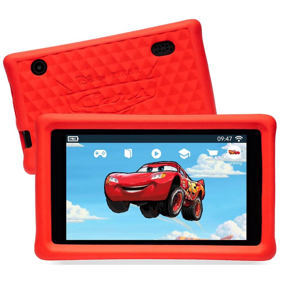 Tablette Multimédia pour enfants Pebble gear Licence officielle Disney CARS