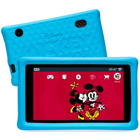 Tablette Multimédia pour enfants Pebble gear Licence officielle Disney Mickey et ses amis