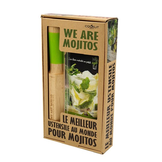 Coffret cadeau We are Mojito