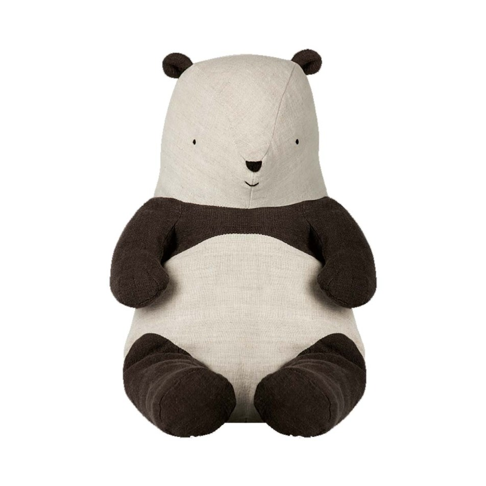 Peluche 30cm Safari Friends – Le Panda