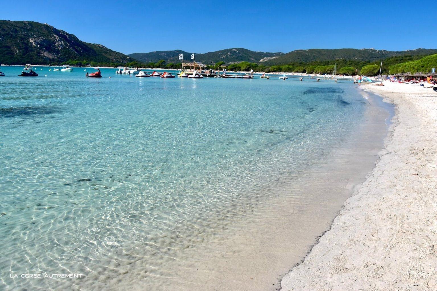 Santa Giulia, Corse