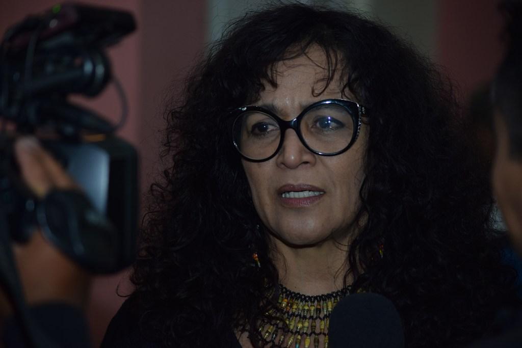 Embajadora venezolana en Bolivia, Crisbeylee González