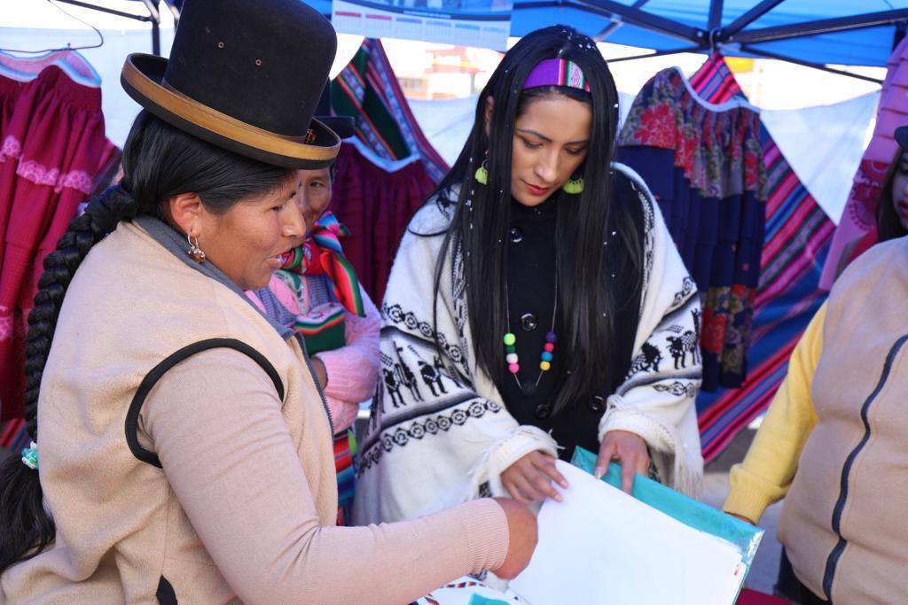 Culturas Bolivia