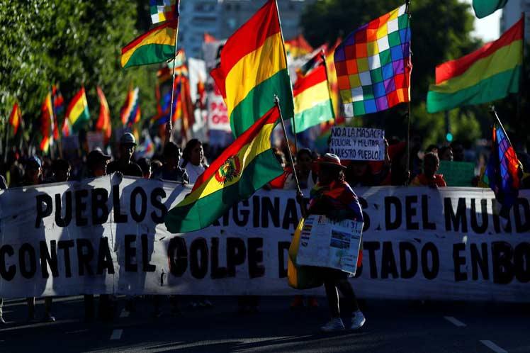 Bolivia, elecciones