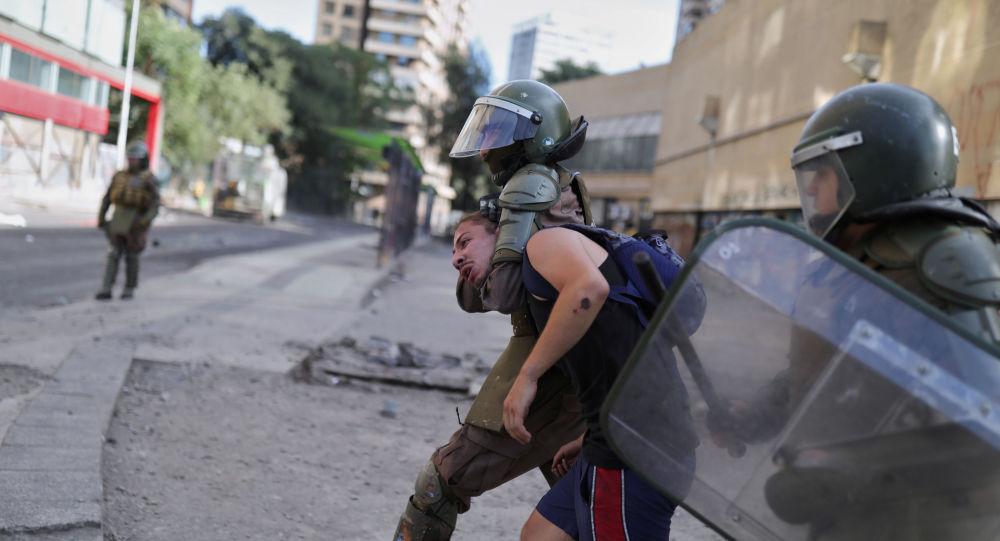Derechos Humanos Chile