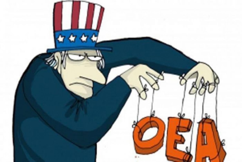 OEA un instrumento del imperialismo