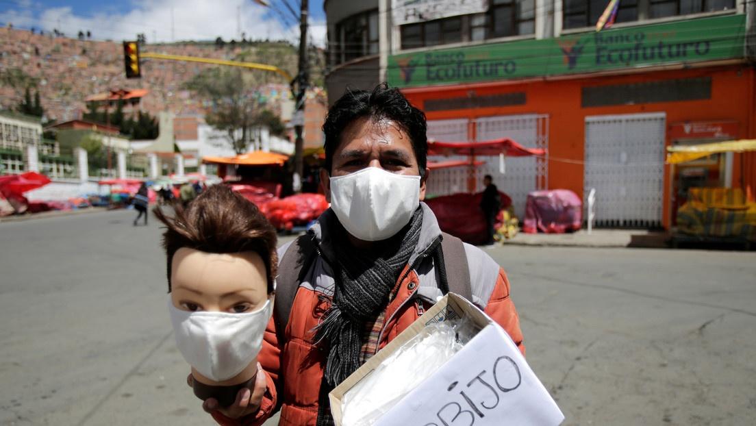 Bolivia coronavirus