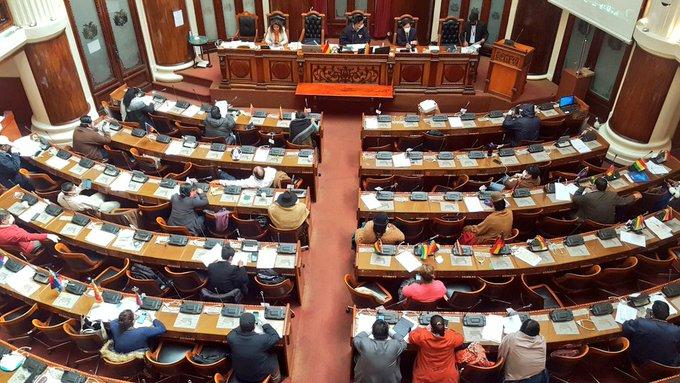 Diputados Bolivia