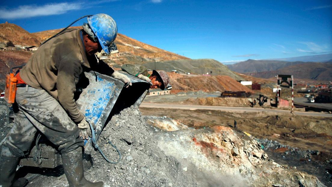 Mineros Bolivia