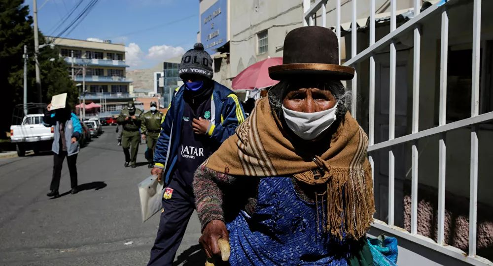 Covid19 Bolivia
