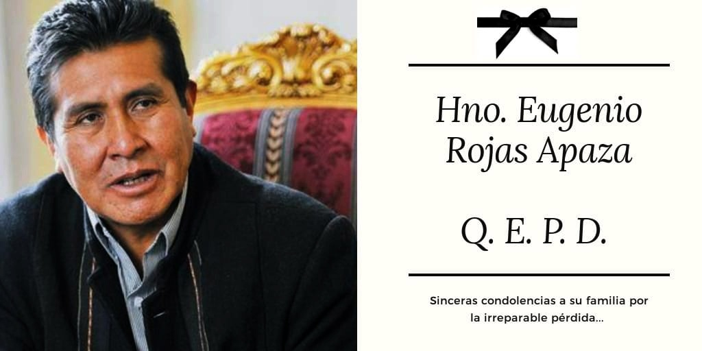 Eugenio Rojas Apaza