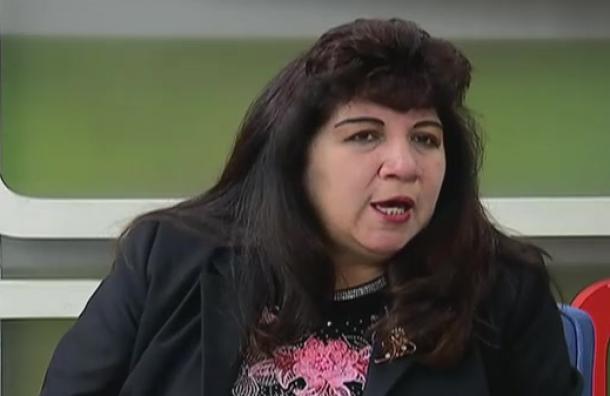 boliviana Marianela Revollo