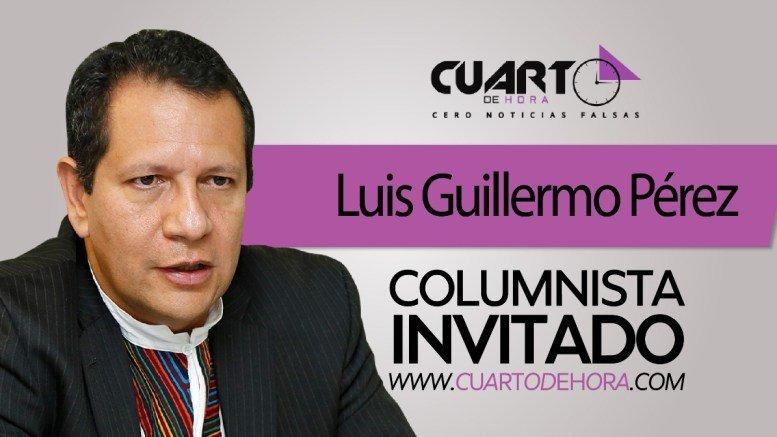 Luis Guillermo Pérez