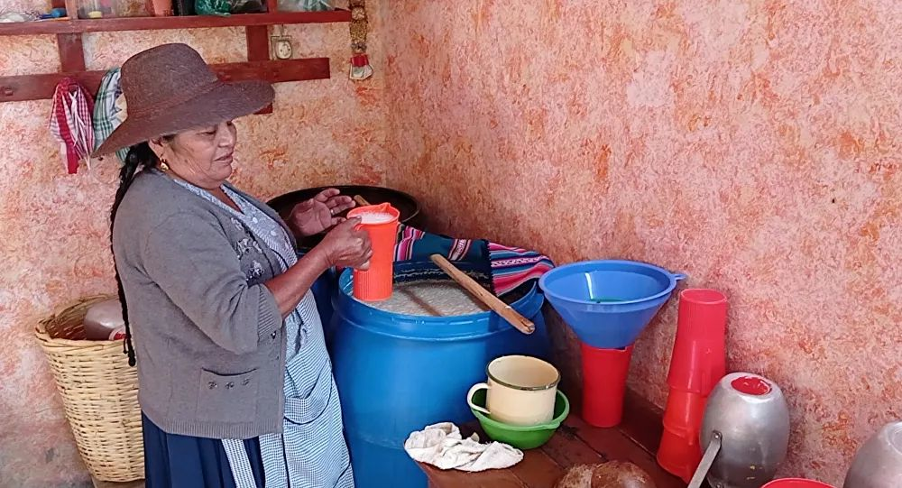 Chicha, Bolivia