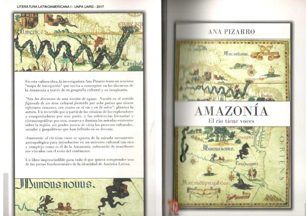 Amazonía, el río tiene voces