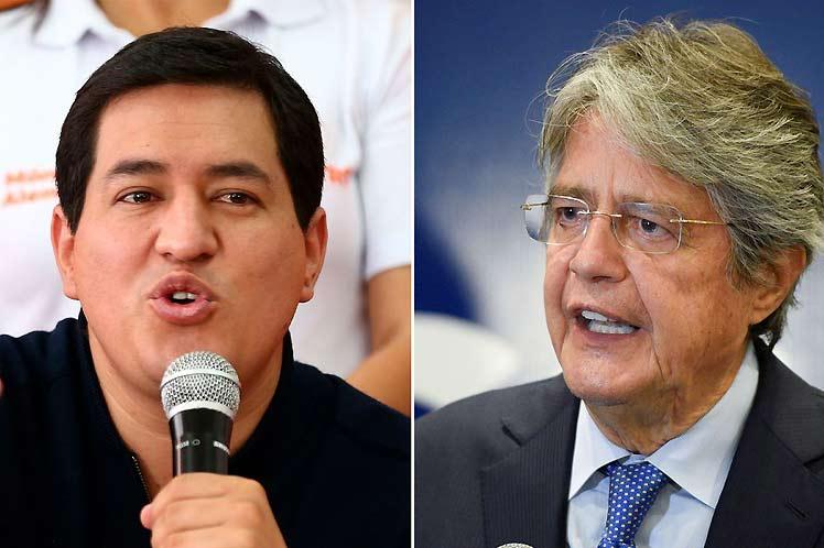 Ecuador-Elecciones