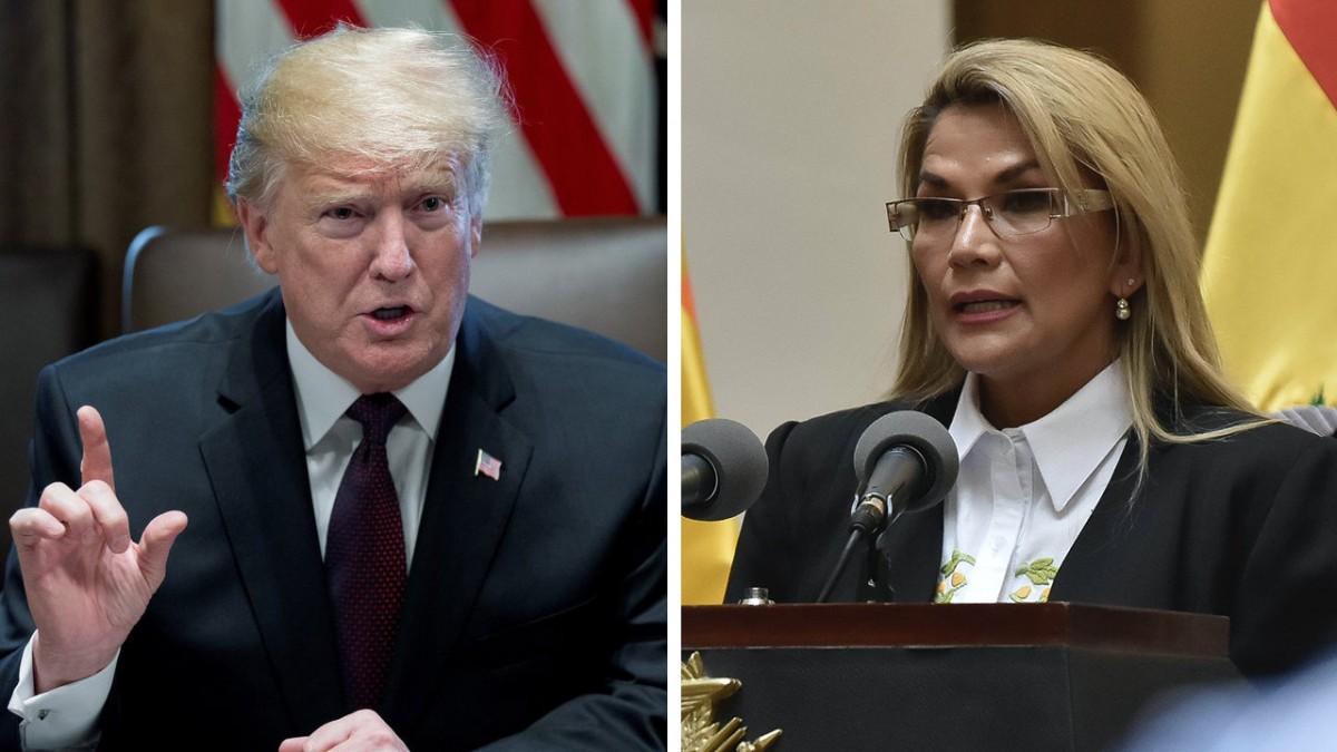Trump-Añez