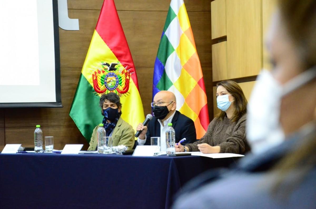 Bolivia Entel