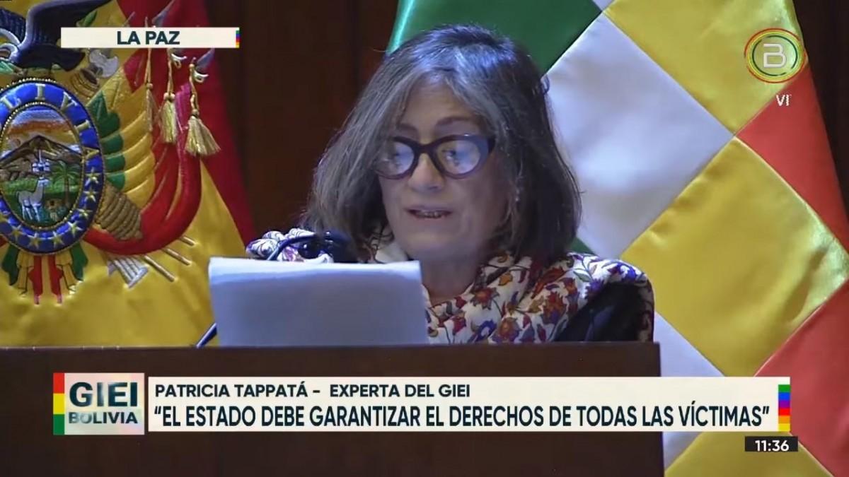 Patricia Tappatá