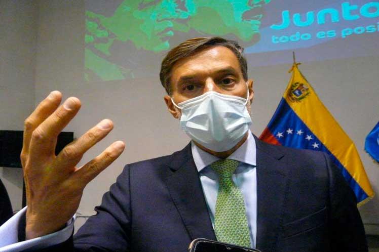 Venezuela, Félix Plasencia