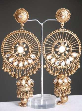Jhumki Fashion