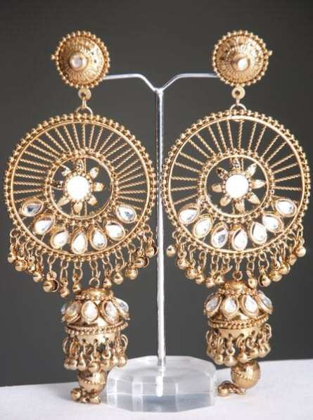 Jhumki Fashion