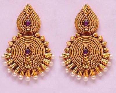indian ethnic earings