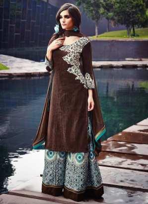 maroon-chanderi-silk