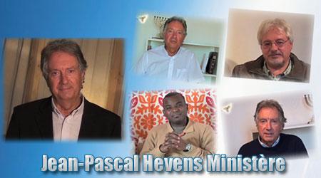 Autres Enseignements de Jean-Pascal Hevens