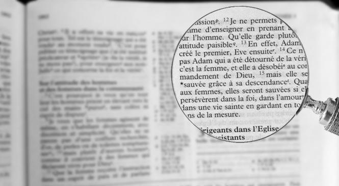 Pourquoi Certains Passages Dans La Bible Semblent-Ils Se Contredire ?