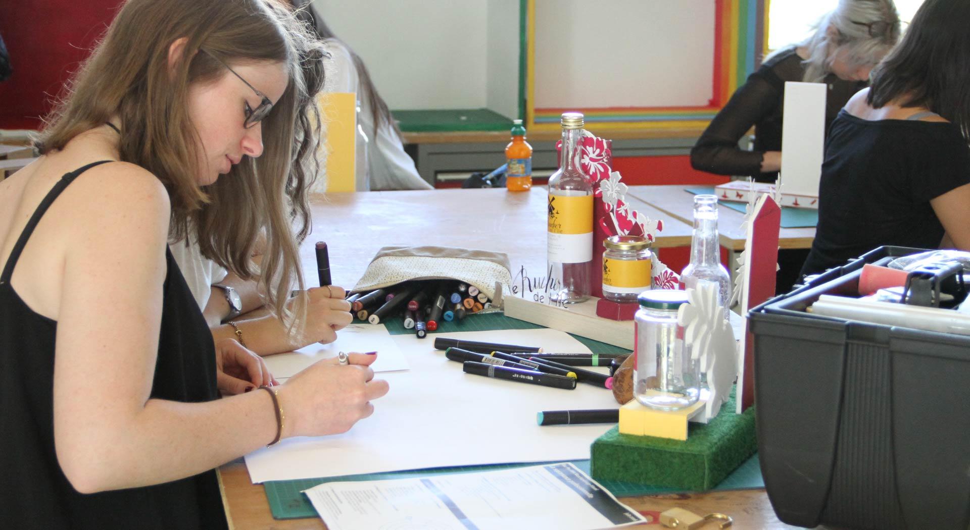 Baccalaureat Professionnel Artisanat Et Metiers D Arts Cvpm Bp Ama Cvpm Formation Initiale A Nantes